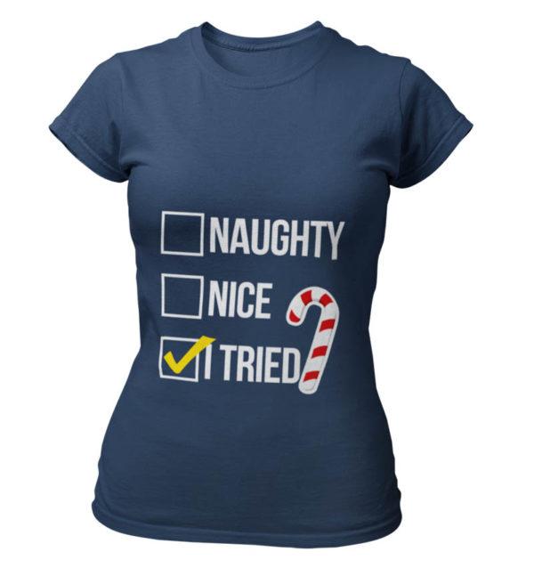 Naughty to Nice T-Shirt
