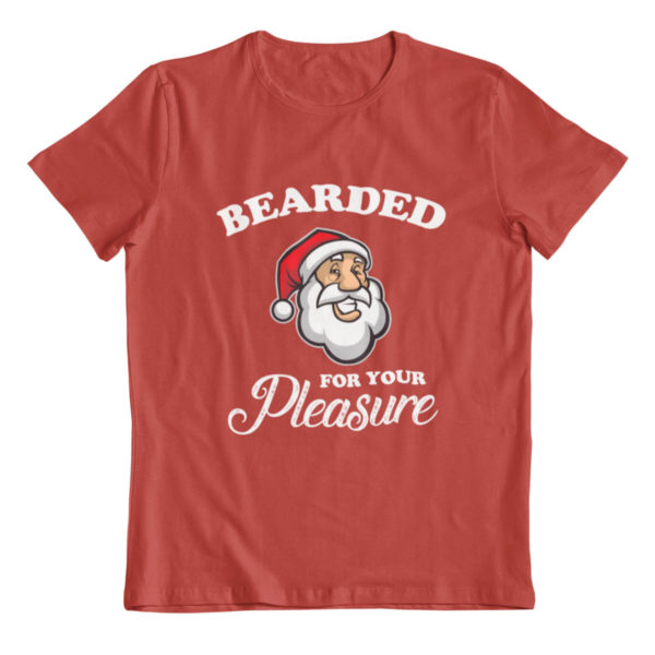 Bearded For Your Pleasure T-Shirt
